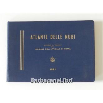 Atlante delle nubi, Istituto Idrografico della Marina, 1961