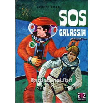 Bree Johnni, SOS galassia, AMZ,1970