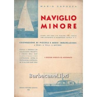 Capozza Mario, Naviglio minore, Briano, 1960