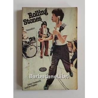 Casamonti Ivano, Pagano Andrea, Rolling Stones, Gammalibri, 1980