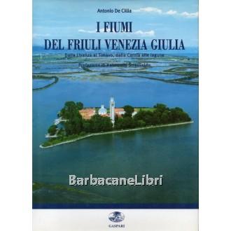 De Cillia Antonio, I fiumi del Friuli Venezia Giulia, Gaspari, 2000