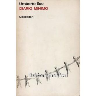 Eco Umberto, Diario minimo, Mondadori, 1966