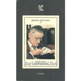 Joyce James, Giacomo Joyce, Guanda, 1983