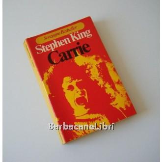 King Stephen, Carrie, Sonzogno, 1977