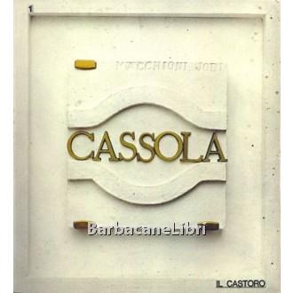 Macchioni Jodi Rodolfo, Cassola, La Nuova Italia, 1975