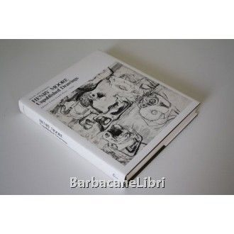 Mitchinson David, Henry Moore. Unpublished drawings, Edizioni d'Arte Fratelli Pozzo, 1971