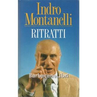 Montanelli Indro, Ritratti, Rizzoli, 1988