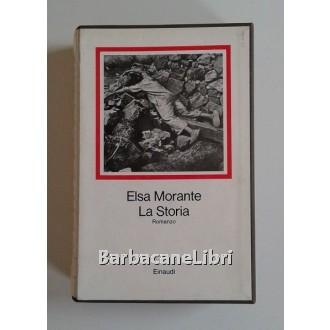 Morante Elsa, La storia, I millenni,  Einaudi, 1976