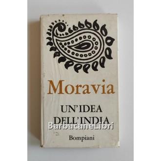 Moravia Alberto, Un'idea dell'India, Bompiani, 1962