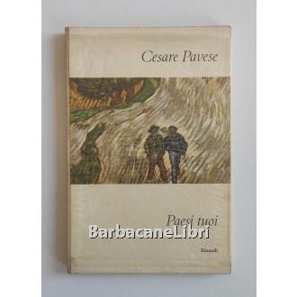 Pavese Cesare, Paesi tuoi, Einaudi, I coralli, 1961