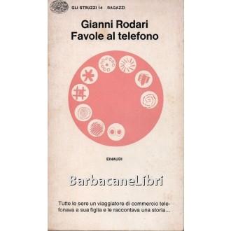 Rodari Gianni, Favole al telefono, Einaudi, 1978