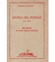 Storia del popolo. Primo volume. Beatrice di Pian degli Ontani