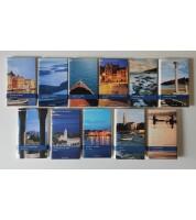 Collana La biblioteca dell'Adriatico 11 volumi Istria Dalmazia Trieste