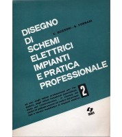 Disegno di schemi elettrici impianti e pratica professionale. Vol. 2