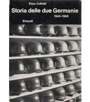 Storia delle due Germanie 1945-1968