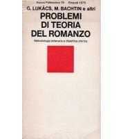 Problemi di teoria del romanzo