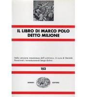 Il libro di Marco Polo detto Milione