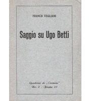 Saggio su Ugo Betti