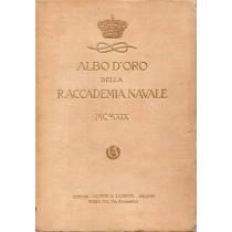 Albo d'oro della R. Accademia Navale MCMXIX, Alfieri & Lacroix, 1919
