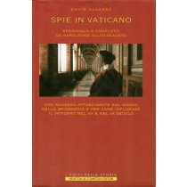 Alvarez David, Spie in Vaticano, Newton Compton, 2003