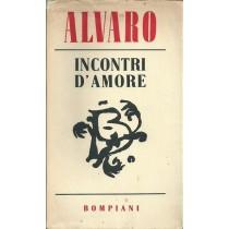 Alvaro Corrado, Incontri d'amore, Bompiani, 1941
