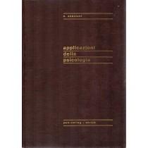 Anastasi Anne, Applicazioni della psicologia, Pas Verlag, 1968
