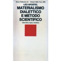 Apostel Leo, Materialismo dialettico e metodo scientifico, Einaudi, 1969
