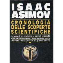 Asimov Isaac, Cronologia delle scoperte scientifiche, Edizione Club, 1992
