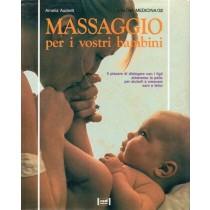 Auckett Amelia, Massaggio per i vostri bambini, Red Edizioni, 1991