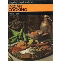 Aziz Kahlil, Step by step guide to Indian cooking, Hamlyn, 1974
