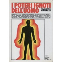 Bardelli Umberto, I poteri ignoti dell'uomo, MEB, 1977