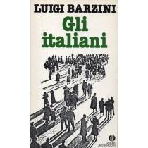 Barzini Luigi, Gli italiani, Mondadori, 1978