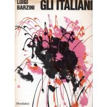 Barzini Luigi, Gli italiani, Mondadori, 1966