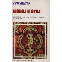 Bergamaschi Giovanna, Mobili e stili, Fabbri, 1975