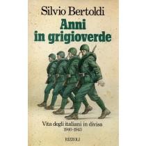 Bertoldi Silvio, Anni in grigioverde, Rizzoli, 1991