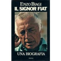 Biagi Enzo, Il signor Fiat. Una biografia, Rizzoli, 1976