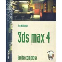 Boardman Ted, 3ds max 4, Apogeo, 2001