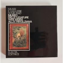 Bologna Giulia, Museo delle legature Weil Weiss alla Trivulziana, Electa, 1976