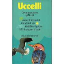 Bologna Gianfranco, Uccelli, Mondadori, 1978