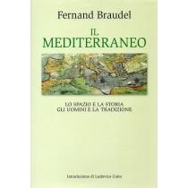 Braudel Fernand, Il Mediterraneo, Mondolibri, 2003