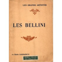 Cammaerts Emile, Les Bellini, Henri Laurens Editeur