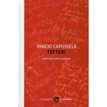 Capossela Vinicio, Tefteri, Il Saggiatore, 2013