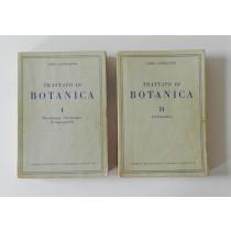 Cappelletti Carlo, Trattato di botanica (2 voll.), Utet, 1959