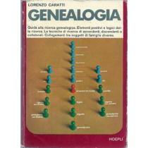 Caratti Lorenzo, Genealogia, Hoepli