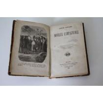 Carcano Giulio, Novelle campagnuole, Libreria d'Istruzione e d'Educazione di Paolo Carrara