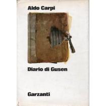 Carpi Aldo, Diario di Gusen, Garzanti, 1971