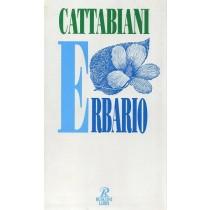 Cattabiani Alfredo, Erbario, Rusconi, 1994