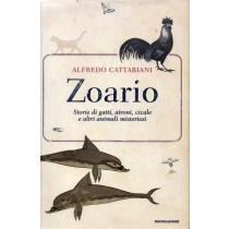 Cattabiani Alfredo, Zoario, Mondadori, 2001
