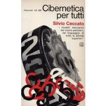 Ceccato Silvio, Cibernetica per tutti, Feltrinelli, 1968
