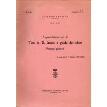 Centore Michele (a cura di), Apparecchiature per il Tiro A/S, lancio e guida dei siluri, Poligrafico dell'Accademia Navale, 1967